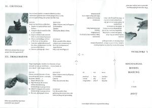 folded guide